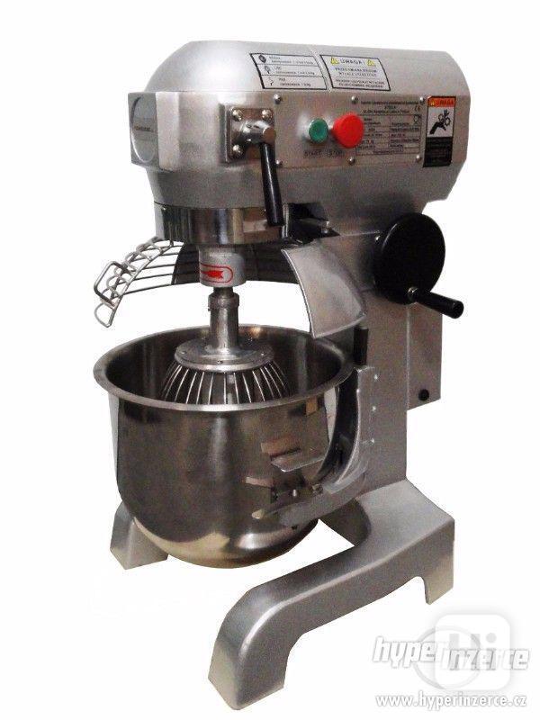 KUCHYŇSKÝ ROBOT 10L 230V, 400V - foto 1