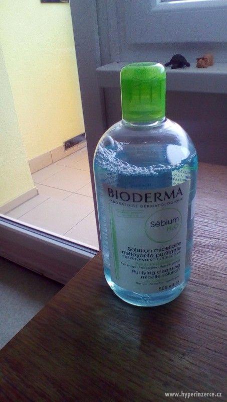 Bioderma - micelárna pleťová voda