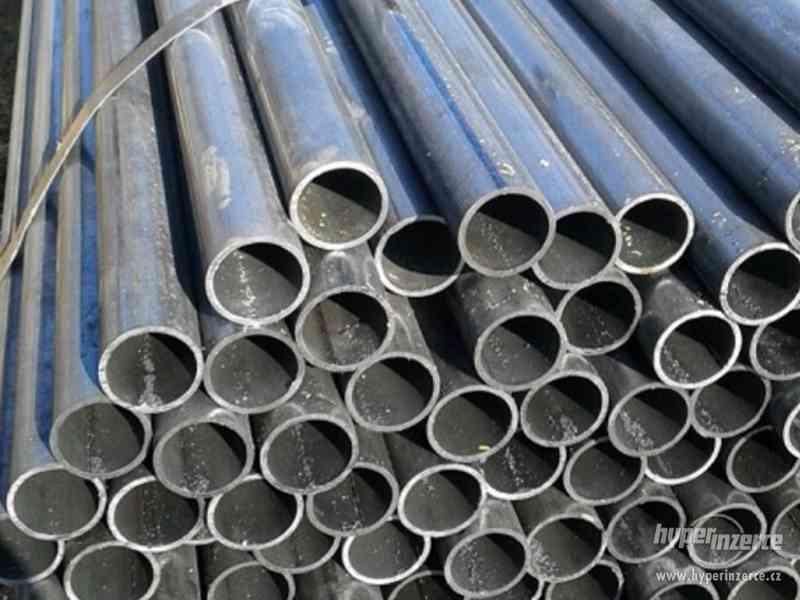 Železné trubky na plot ( kuny , sloupky ) - foto 1