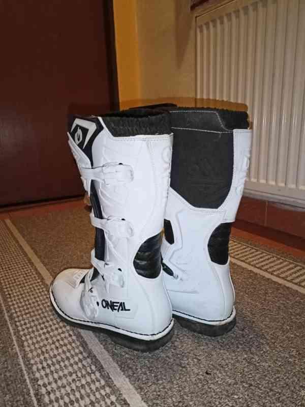 Motokrosové boty Shot vel. 44, nové - foto 3
