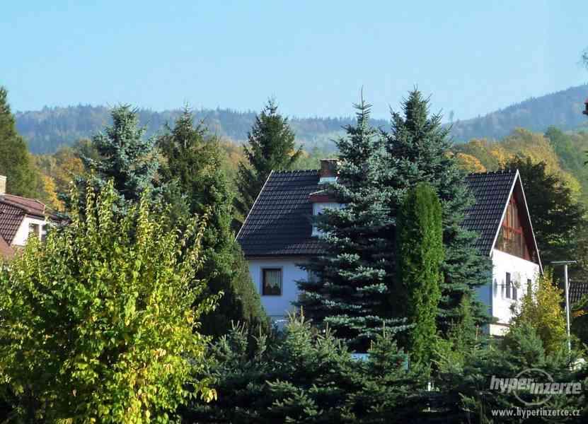Jeseníky - ubytování v apartmánu  až 4 os. Privátní vchod.