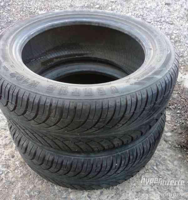 2ks letních pneu Ventus 185/55 R15, 2x6mm