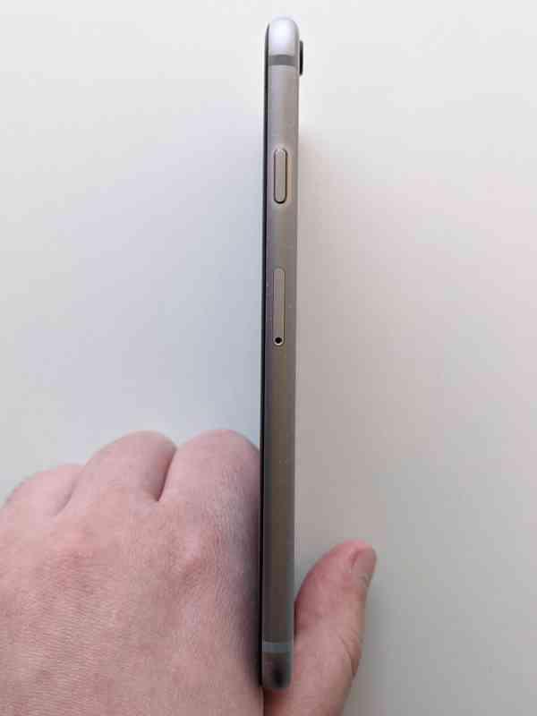 iPhone 6s 32GB šedý, baterie 99% záruka 6 měsícu - foto 9