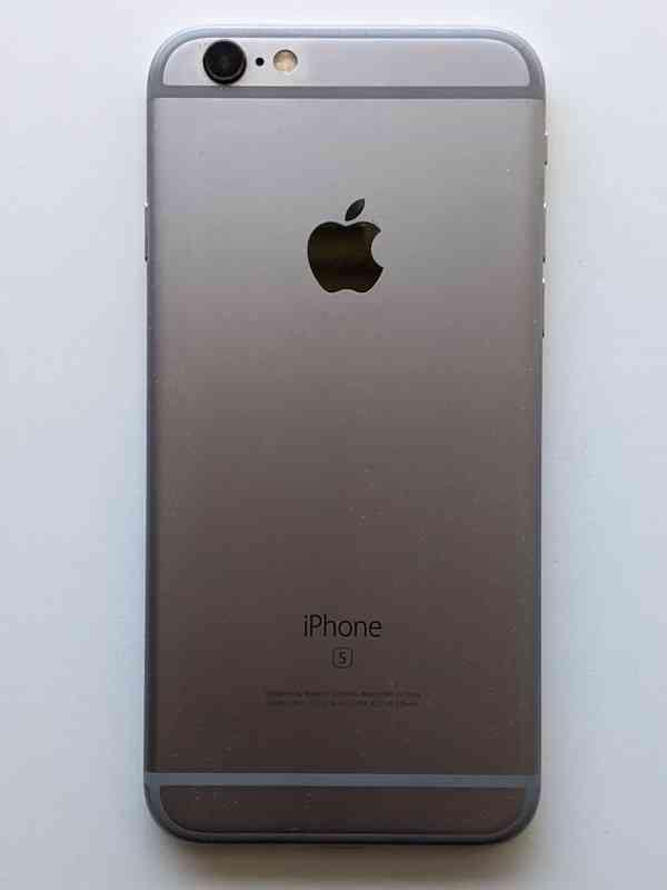 iPhone 6s 32GB šedý, baterie 99% záruka 6 měsícu - foto 7