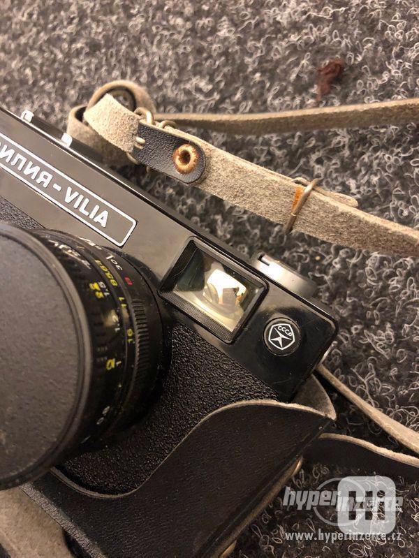 fotoaparat ruské výroby - foto 4