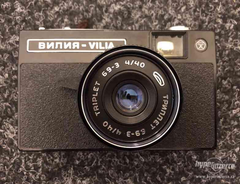 fotoaparat ruské výroby - foto 1