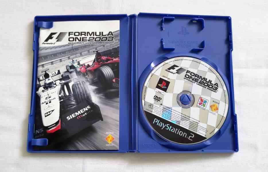 PS2 - Formula One 2003 (F1 2003) - foto 2