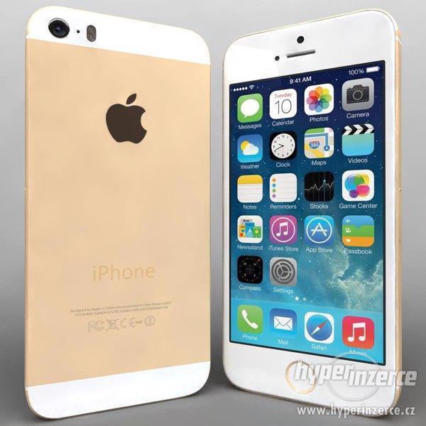 Nový Apple iPhone 5S 64gb. Odemčený - foto 1