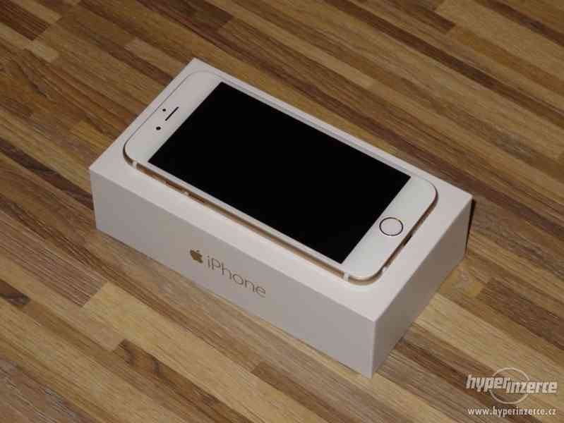 PRODÁM APPLE IPHONE 6 64 GB GOLD
