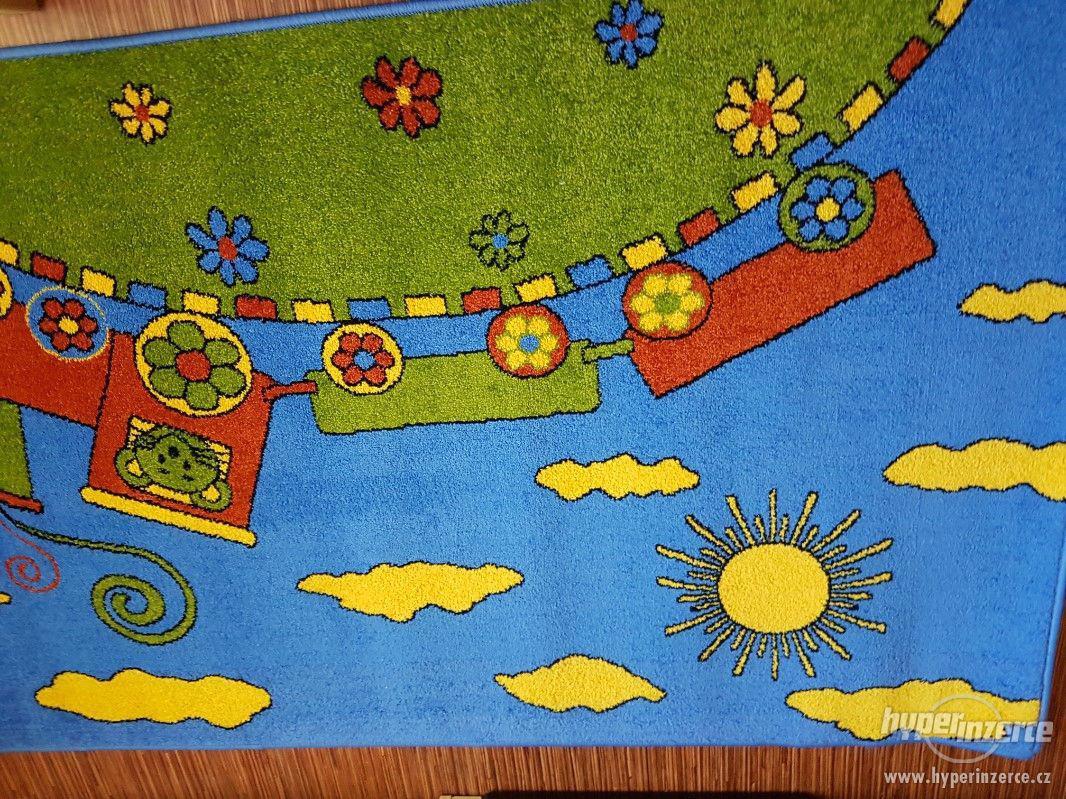 Dětský koberec (podložka na hraní) - foto 1