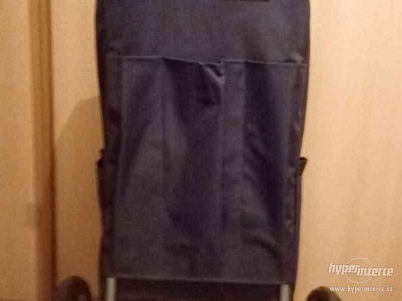 Velká nákupní taška Berlingo 78l