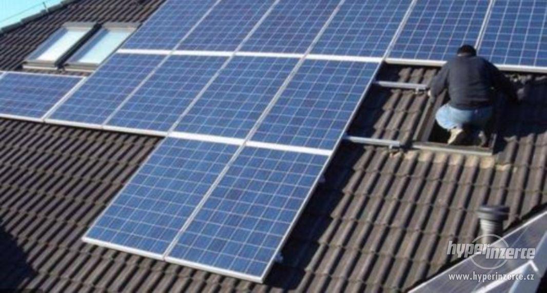 Fotovoltaické panely - Elektrikári -NEMECKO