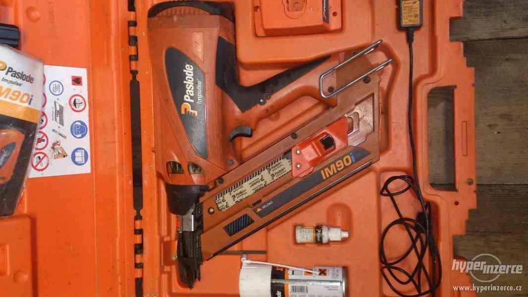 Nastřelovací pistole - foto 2