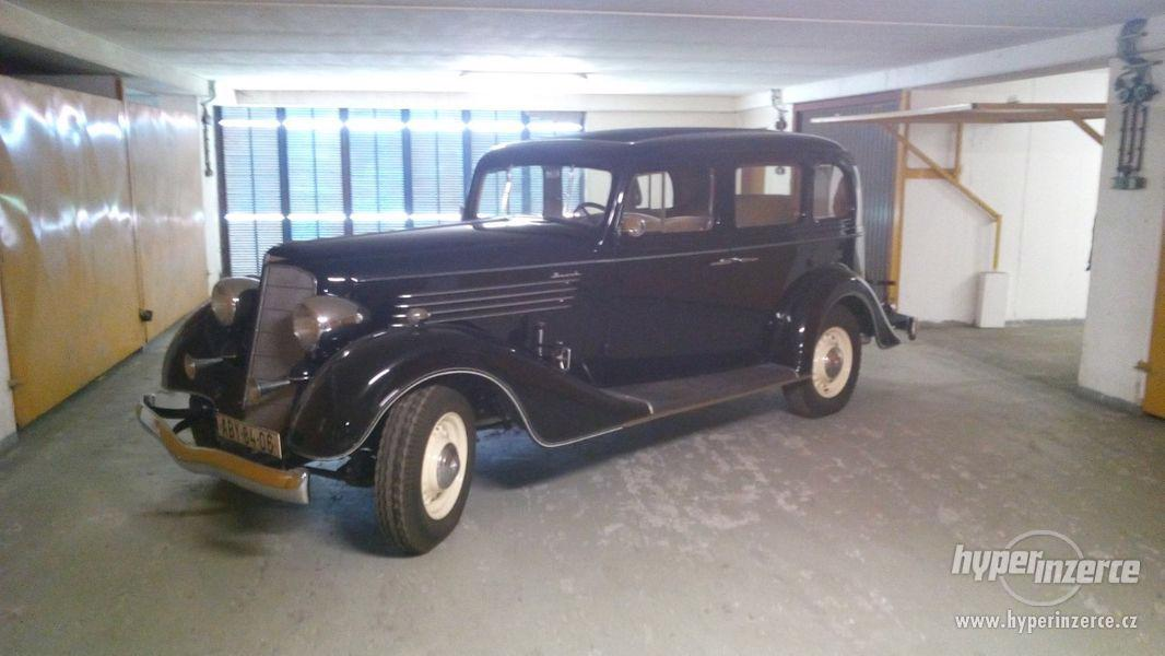 Buick Roadmaster 1934 - foto 2