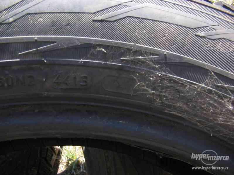 Prodám tři pneu Nokian 225/55 R18 - foto 3