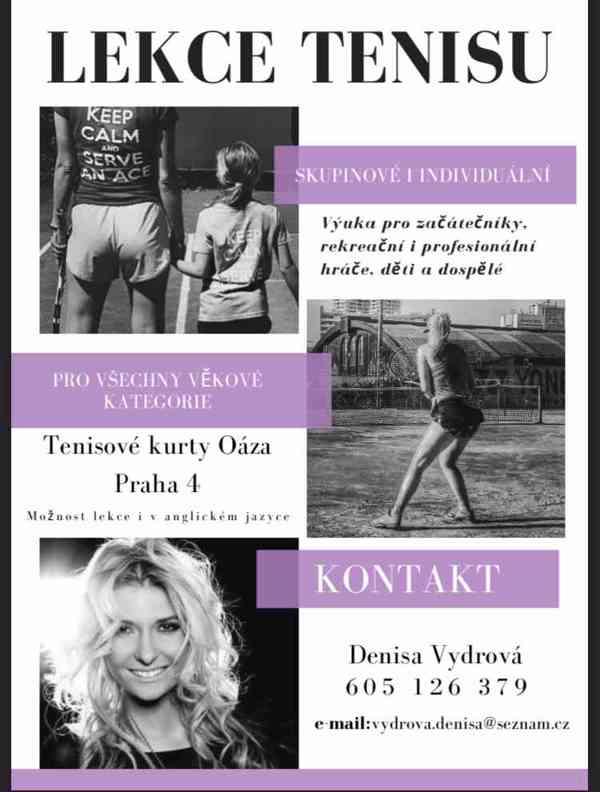 7 triku jak se star tenisovou hvězdou!