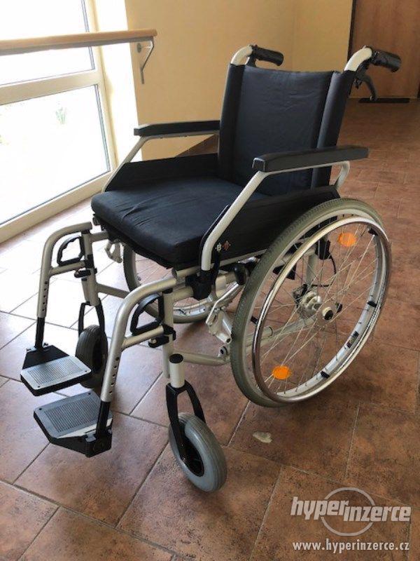 Invalidní vozík B+B