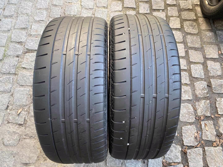 225 50 17 R17 letní pneu Continental - foto 1