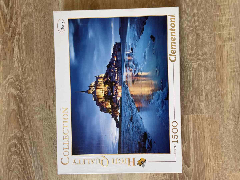 Clementoni puzzle - foto 1