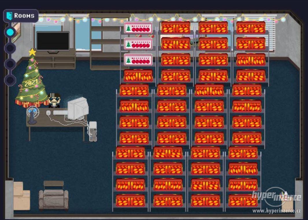 RollerCoin – výnosný simulátor těžby - foto 1