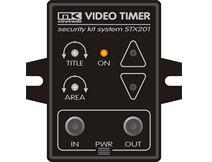 VIDEO TIMER model STX201 - foto 1