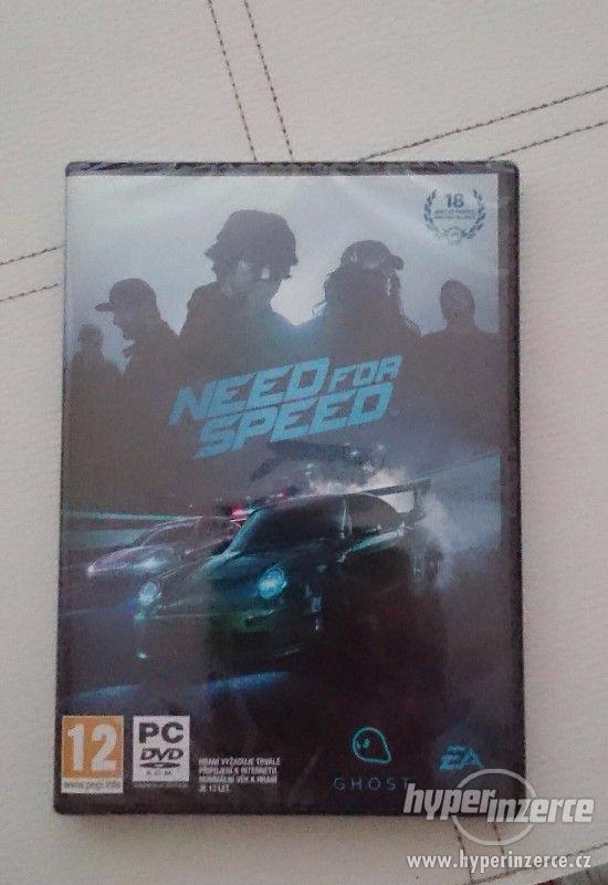 Need For Speed (PC) - NOVÉ, sleva 400 Kč, poštovné ZDARMA - foto 1