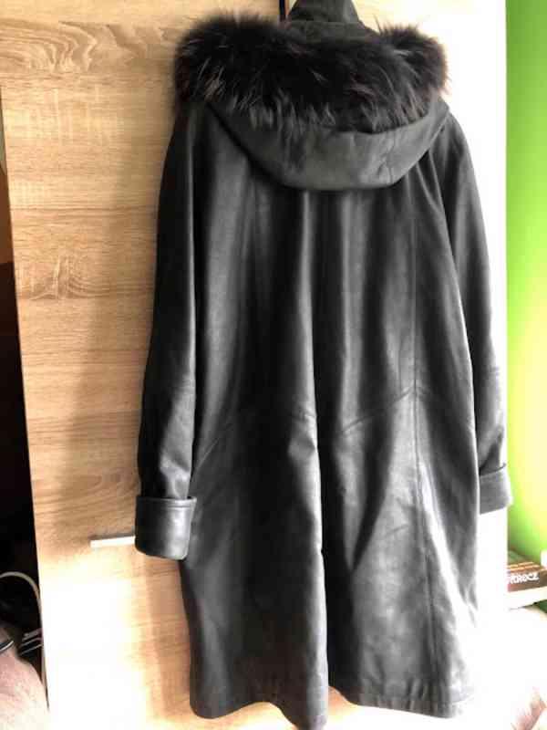 kožený kabát - foto 2