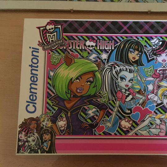 Puzzle Clementoni Monster High