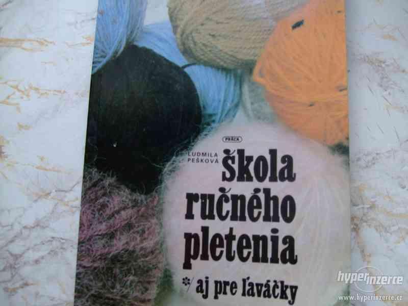 Škola ručního pletení