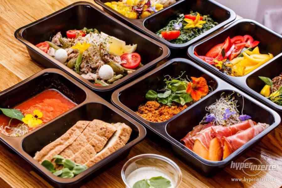 Dodávky jídel
