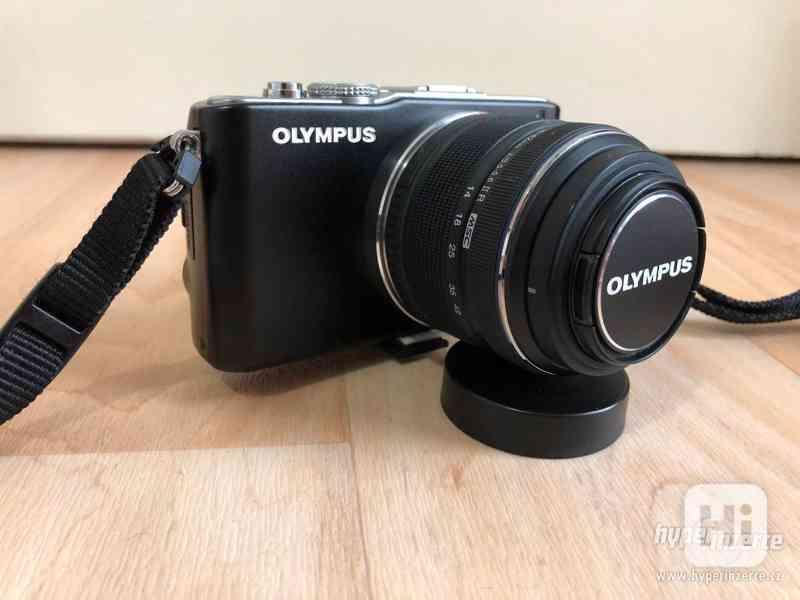 Fotoaparát Olympus PEN E-PL3