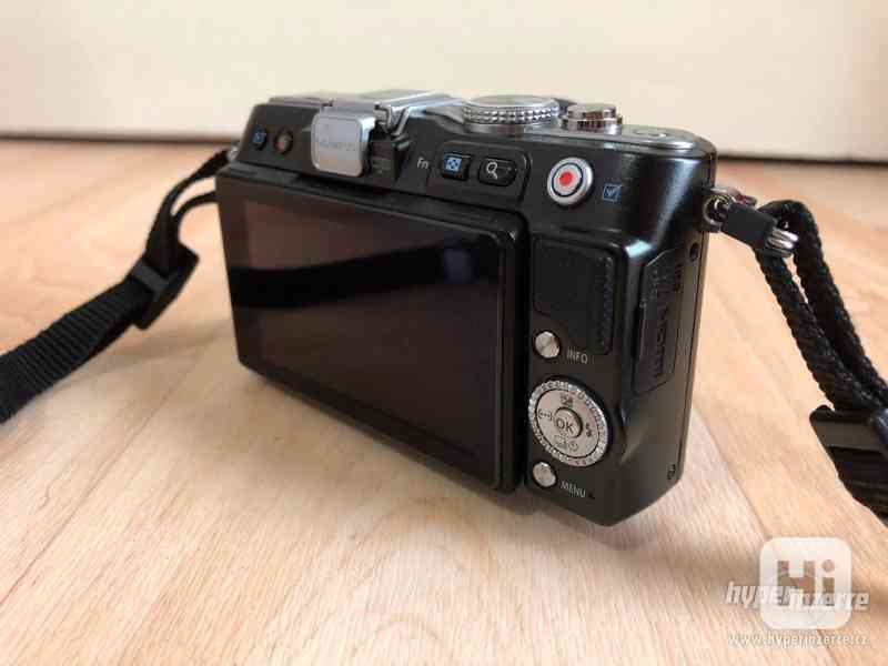 Fotoaparát Olympus PEN E-PL3 - foto 3