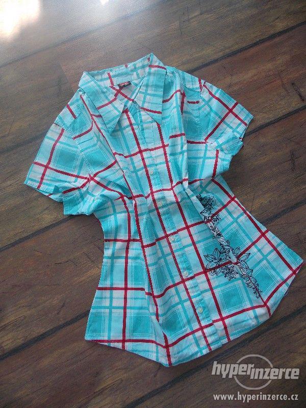 Nová dámská košile Time to Relax - foto 1