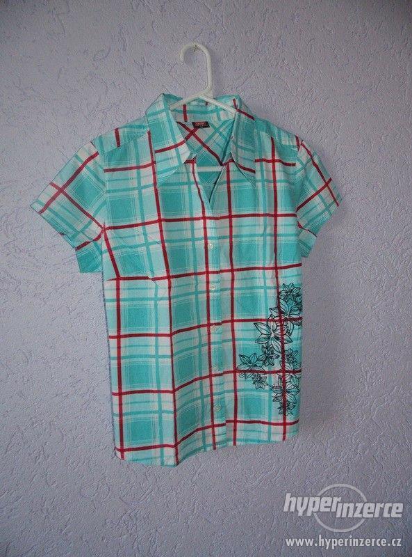 Nová dámská košile Time to Relax - foto 4