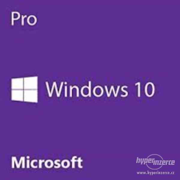 Windows 10 Pro Professional 32&64 Klíč