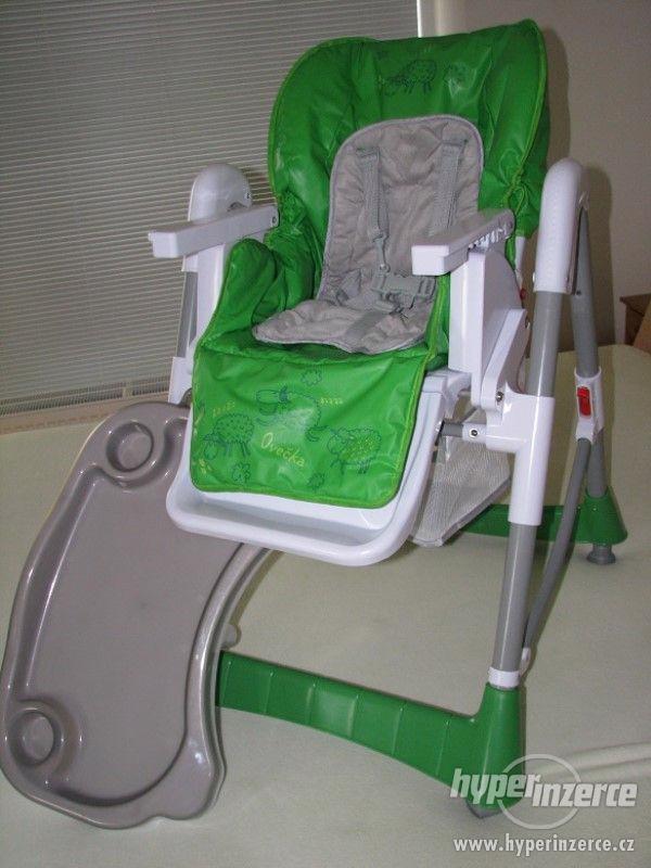 Jídelní židle G-mini Mira ovečka (PRAHA) - foto 2