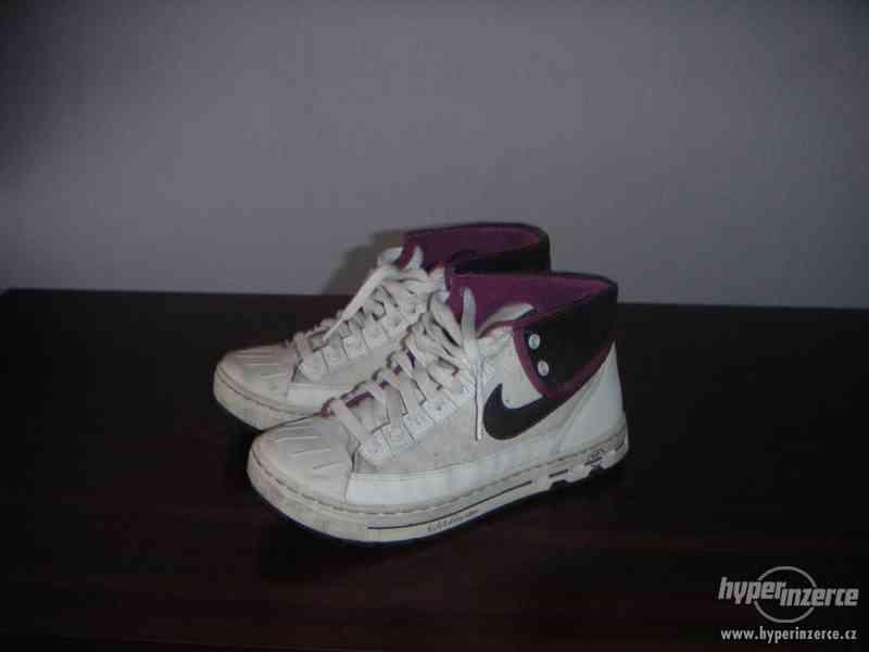 Kotníkové tenisky Nike - foto 2