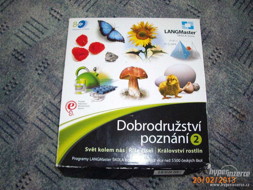 CD - DOBRODRUŽSTVÍ POZNÁNÍ 2 - foto 1