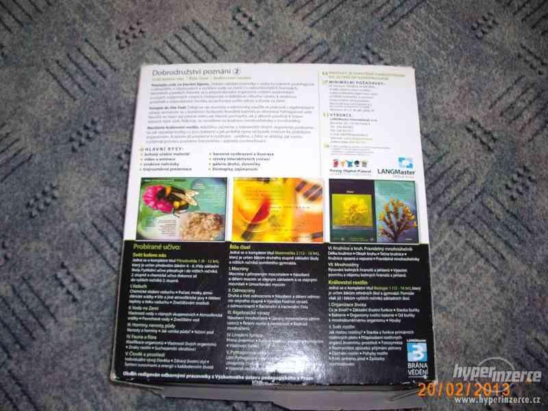 CD - DOBRODRUŽSTVÍ POZNÁNÍ 2 - foto 2