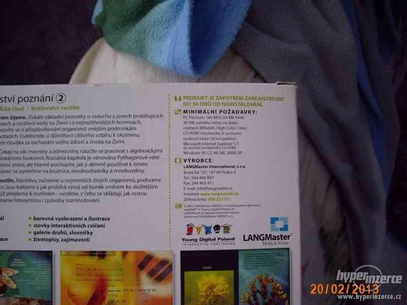 CD - DOBRODRUŽSTVÍ POZNÁNÍ 2 - foto 3