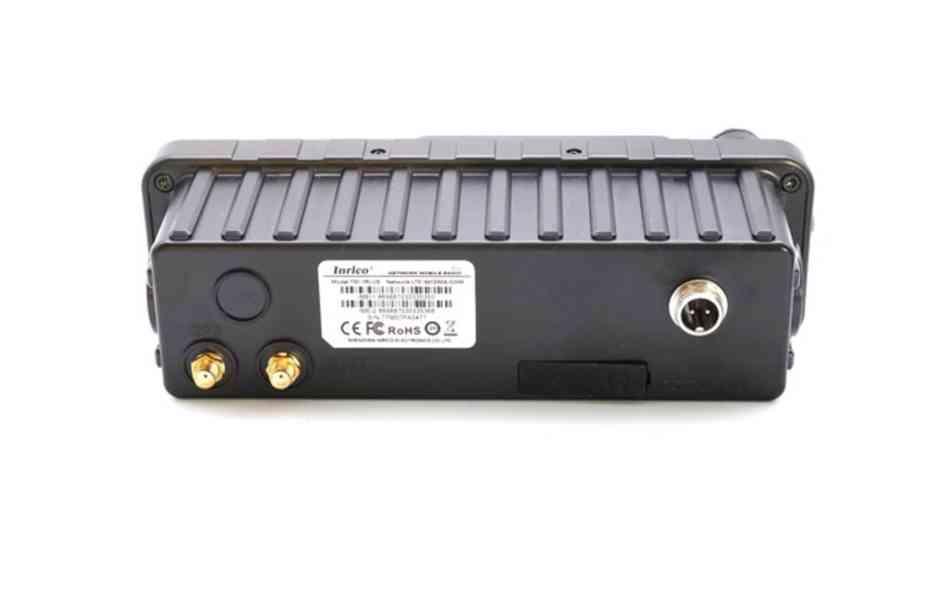 Vozidlová digitální radiostanice Inrico TM-7-PLUS LTE 4G - foto 2
