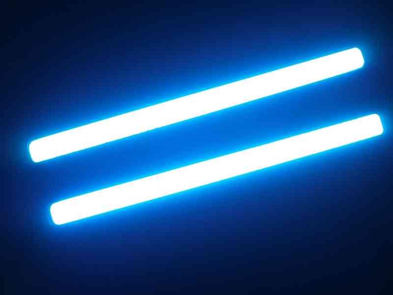 LED pás v rámečku