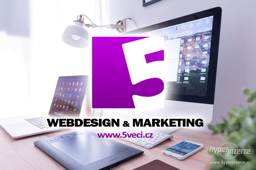 Tvorba webů a e-schopů - Levně - foto 1