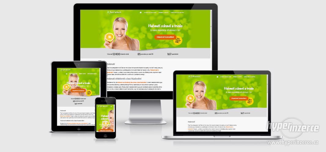 Tvorba webů a e-schopů - Levně - foto 5