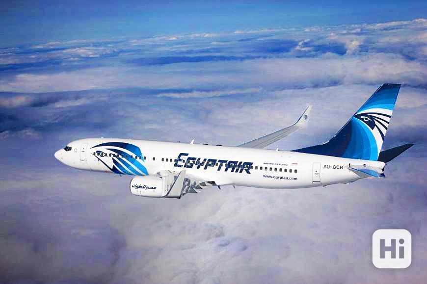 EGYPT AIR - Prodej letenek přímých letů Praha - Hurghada - foto 1