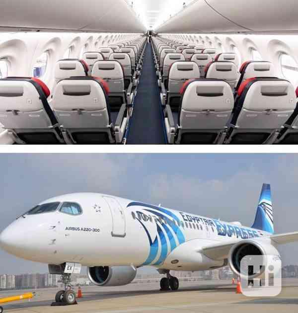 EGYPT AIR - Prodej letenek přímých letů Praha - Hurghada - foto 3