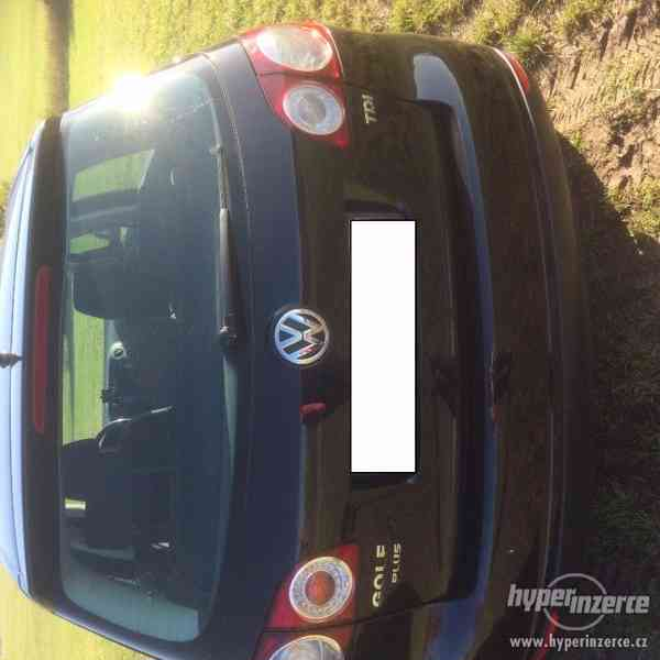 Volkswagen Golf Plus 1.9/77kW+navíc sada kol - foto 2
