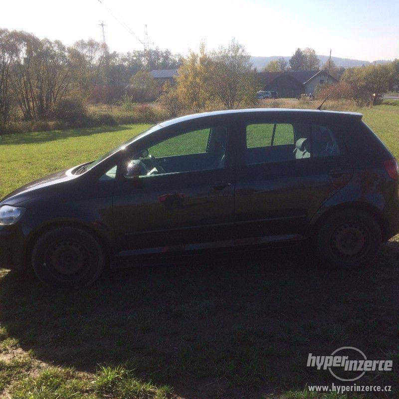 Volkswagen Golf Plus 1.9/77kW+navíc sada kol - foto 1