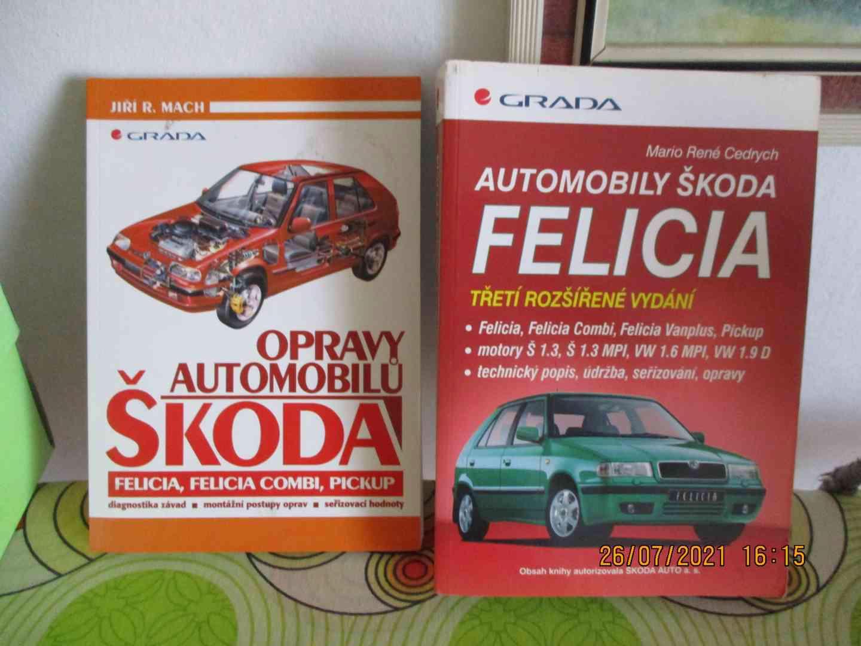 Kniha pro škodu FELICII - foto 1