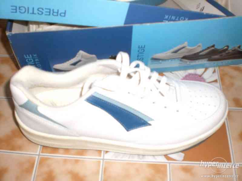 Prodám nové botasky ZN:PRESTIGE